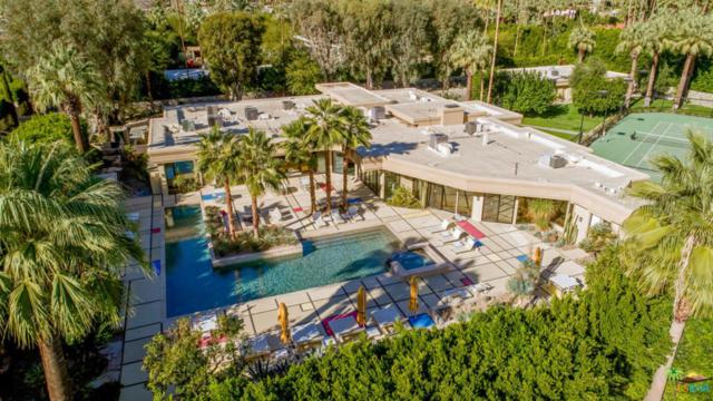 460 W Canyon Place, Palm Springs, CA 92262 (#18414866PS) :: Fred Howard Real Estate Team