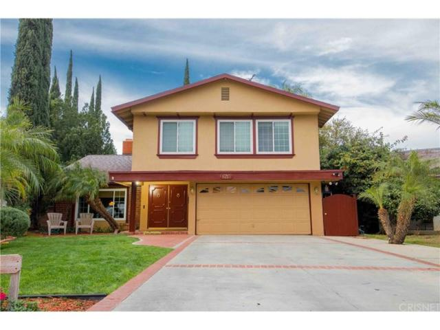 6213 Newcastle Avenue, Encino, CA 91316 (#SR18289496) :: Golden Palm Properties