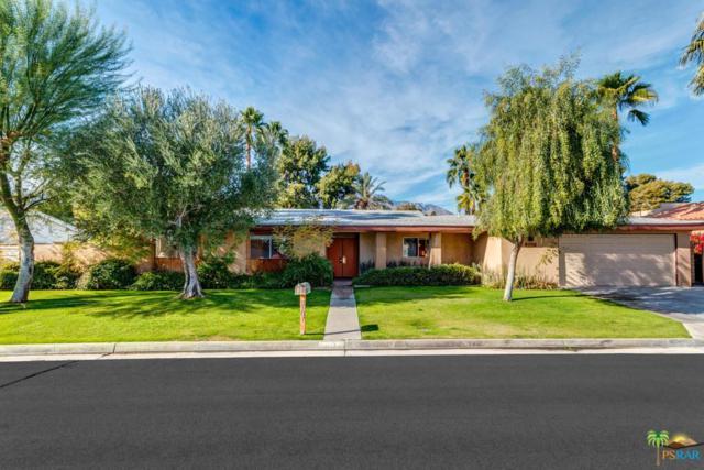 2107 S Bobolink Lane, Palm Springs, CA 92264 (#18414946PS) :: Fred Howard Real Estate Team