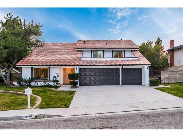 11701 Pala Mesa Drive, PORTER RANCH, CA 91326 (#SR18289704) :: Paris and Connor MacIvor