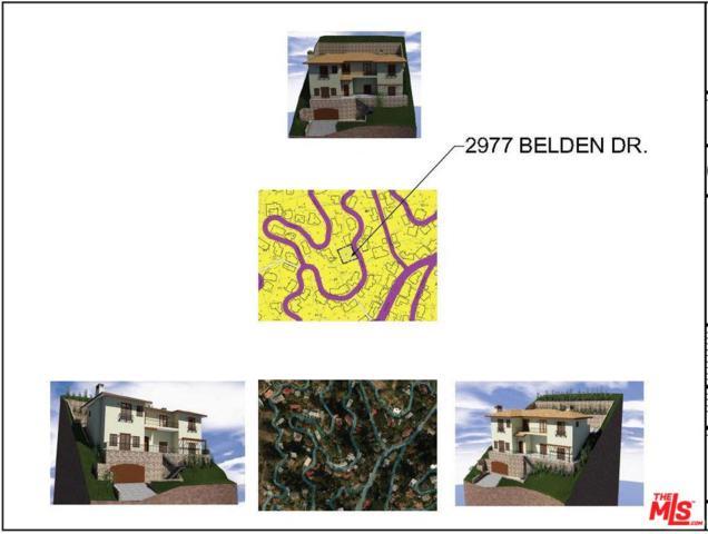 2977 Belden Drive, Los Angeles (City), CA 90068 (#18415136) :: Paris and Connor MacIvor