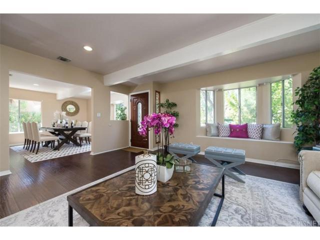5148 Hesperia Avenue, Encino, CA 91316 (#SR18289949) :: Golden Palm Properties