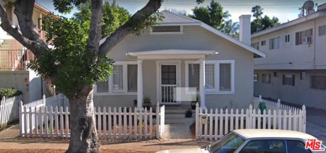 1224 N Ogden Drive, West Hollywood, CA 90046 (#18415300) :: Golden Palm Properties