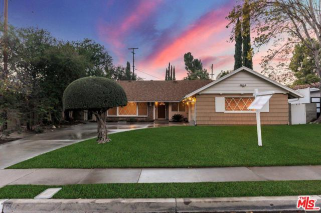 11911 Gothic Avenue, Granada Hills, CA 91344 (#18415206) :: Paris and Connor MacIvor