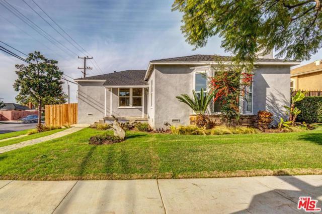 10253 S 4TH Avenue, Inglewood, CA 90303 (#18414500) :: PLG Estates