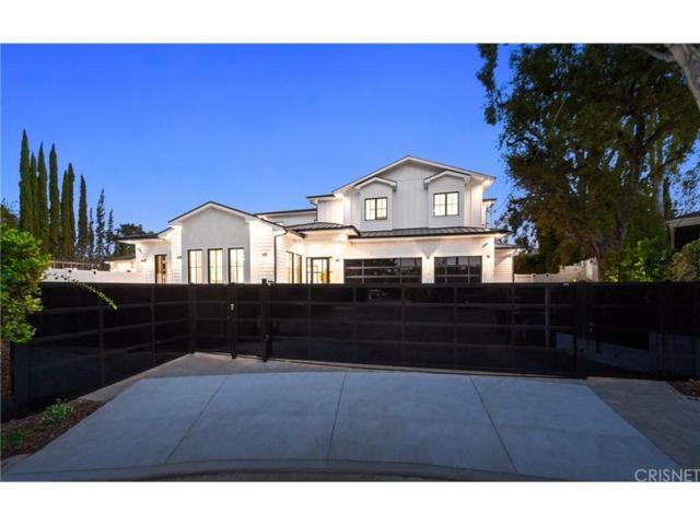 5044 Andasol Avenue, Encino, CA 91316 (#SR18290781) :: Golden Palm Properties