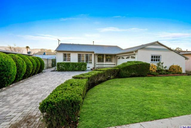6518 Quinton Lane, Tujunga, CA 91042 (#318004974) :: The Real Estate Offices of Talbot and Watson
