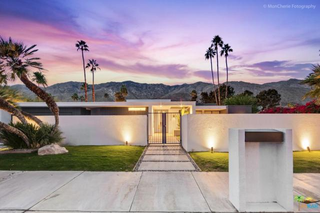 2675 S Calle Palo Fierro, Palm Springs, CA 92264 (#18413896PS) :: Fred Howard Real Estate Team