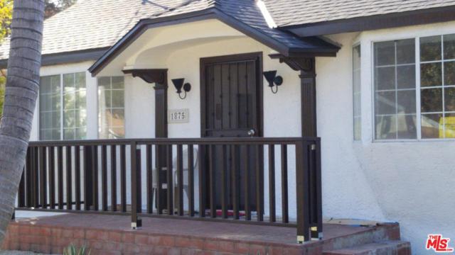 1875 N Garfield Avenue, Pasadena, CA 91104 (#18415528) :: Paris and Connor MacIvor