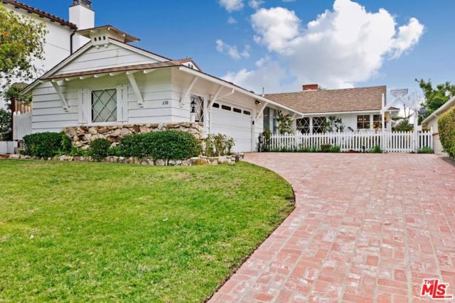 630 N Las Casas Avenue, Pacific Palisades, CA 90272 (#18415538) :: Paris and Connor MacIvor