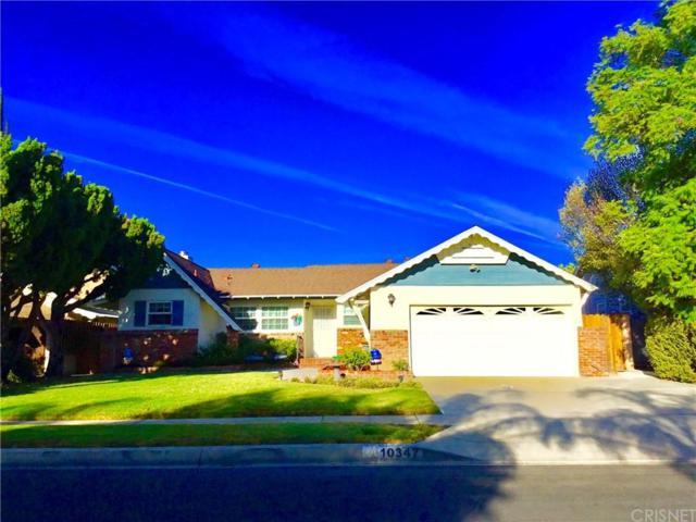 10347 Wish Avenue, Granada Hills, CA 91344 (#SR18290485) :: Paris and Connor MacIvor