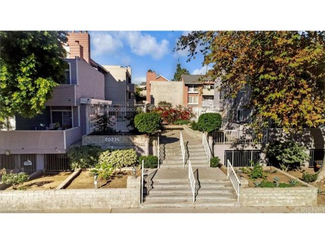 20235 Keswick Street #320, Winnetka, CA 91306 (#SR18290903) :: Paris and Connor MacIvor