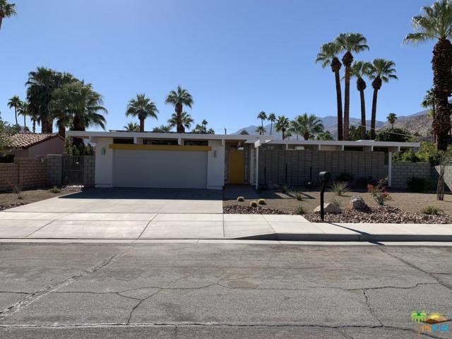 191 E Morongo, Palm Springs, CA 92264 (#18415606PS) :: Paris and Connor MacIvor