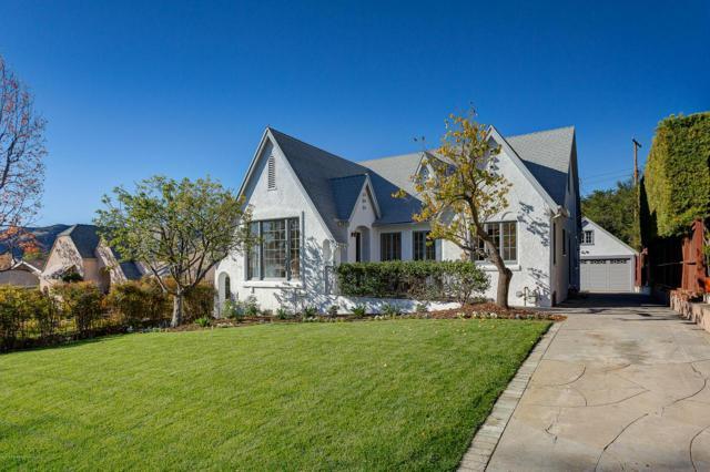 3541 Rosemary Avenue, Glendale, CA 91208 (#818005861) :: Paris and Connor MacIvor