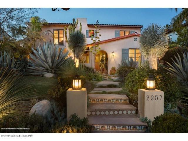2257 Lambert Drive, Pasadena, CA 91107 (#818005863) :: Paris and Connor MacIvor