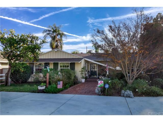 17456 Sunburst Street, Northridge, CA 91325 (#SR18291511) :: Paris and Connor MacIvor