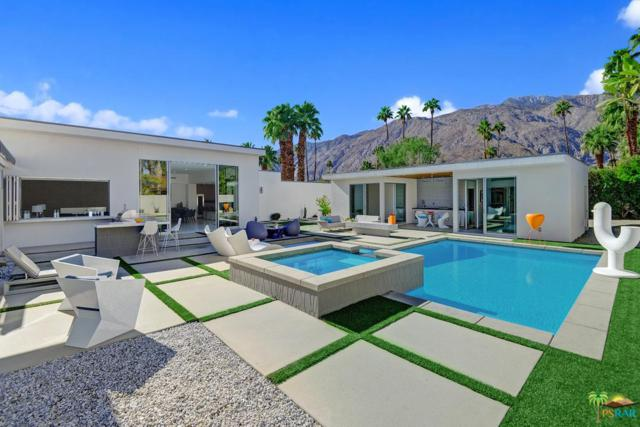 540 N Camino Real, Palm Springs, CA 92262 (#18415384PS) :: Fred Howard Real Estate Team