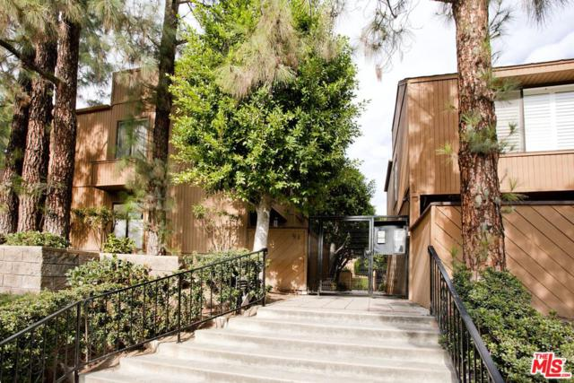 121 Arlington Drive #8, Pasadena, CA 91105 (#18415846) :: Paris and Connor MacIvor