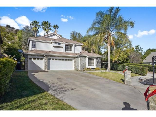 8029 Masefield Court, West Hills, CA 91304 (#SR18291451) :: Paris and Connor MacIvor