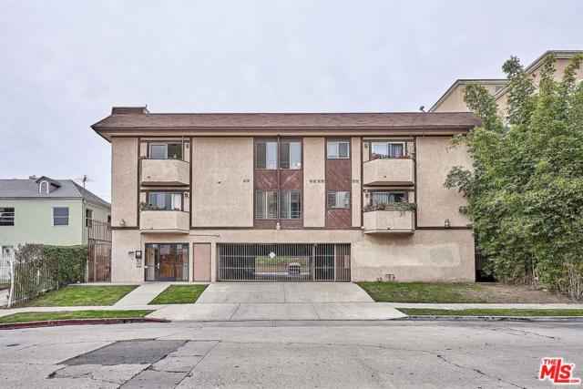 981 S St Andrews Place #201, Los Angeles (City), CA 90019 (#18415458) :: Golden Palm Properties