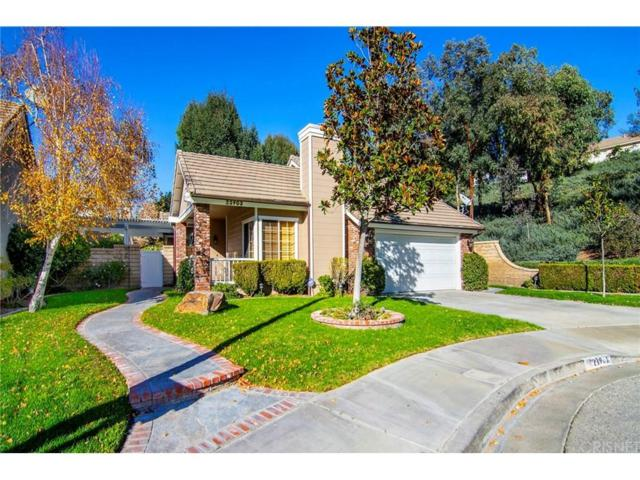 23903 Clearmont Court, Valencia, CA 91354 (#SR18290667) :: Paris and Connor MacIvor