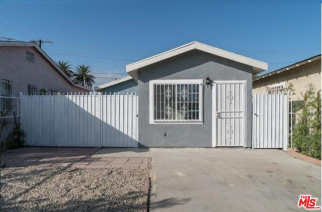 1045 W 65TH Place, Los Angeles (City), CA 90044 (#18415964) :: Golden Palm Properties