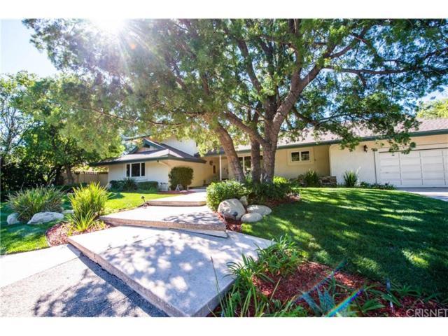 16900 Pineridge Drive, Granada Hills, CA 91344 (#SR18292054) :: Paris and Connor MacIvor