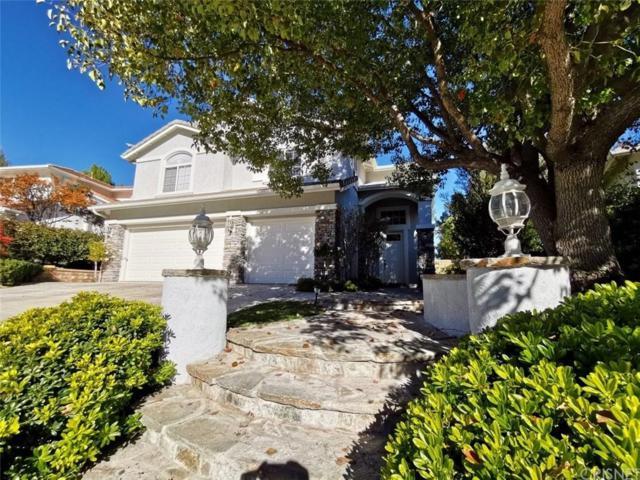 27322 Blueridge Drive, Valencia, CA 91354 (#SR18292149) :: Paris and Connor MacIvor