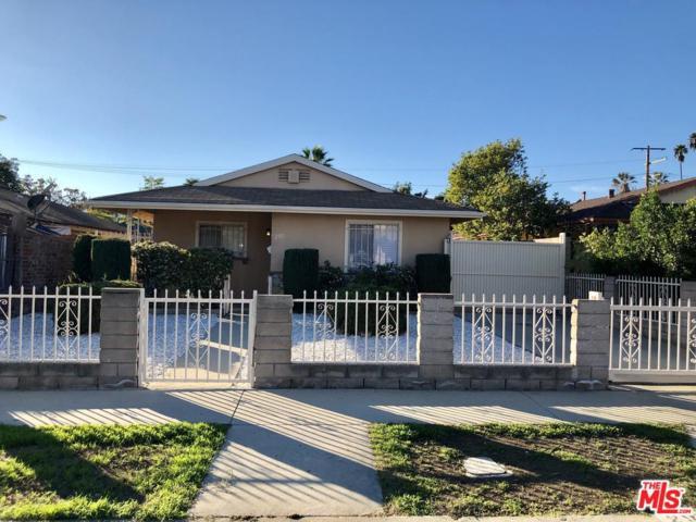 2911 S Harvard, Los Angeles (City), CA 90018 (#18416030) :: Golden Palm Properties