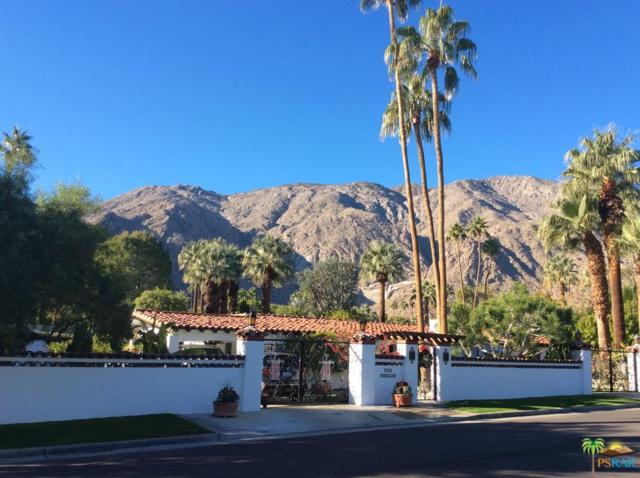 435 W Vereda Sur, Palm Springs, CA 92262 (#18416032PS) :: Golden Palm Properties