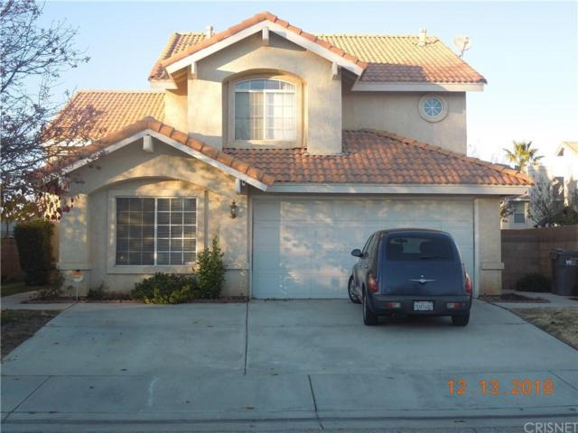 1757 East Mesa Drive, Lancaster, CA 93535 (#SR18292303) :: Paris and Connor MacIvor