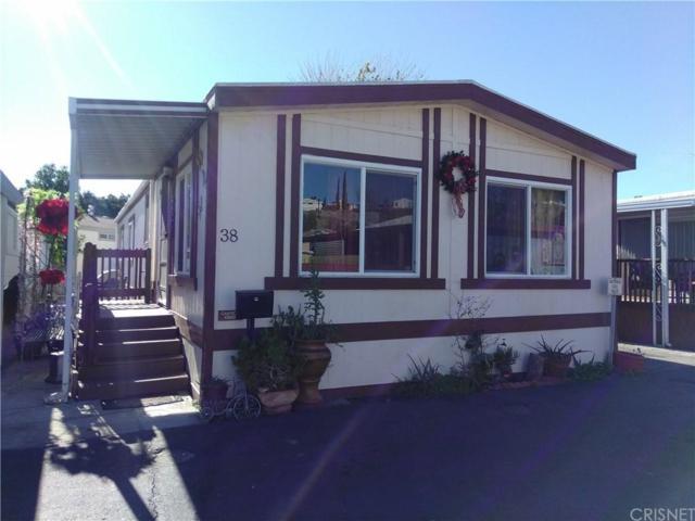 18035 Soledad Canyon Road #38, Canyon Country, CA 91387 (#SR18291280) :: Paris and Connor MacIvor