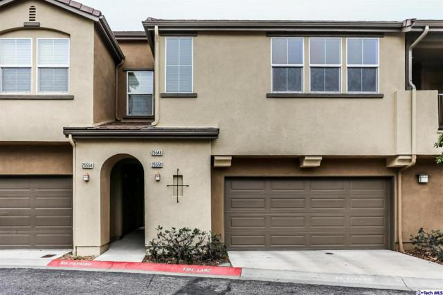 25550 Huxley Drive, Stevenson Ranch, CA 91381 (#318004976) :: Paris and Connor MacIvor
