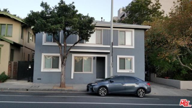 1224 N Fairfax Avenue, West Hollywood, CA 90046 (#18416318) :: PLG Estates