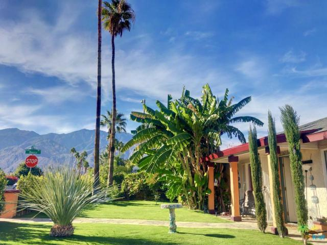 4120 E Calle San Antonio, Palm Springs, CA 92264 (#18416330PS) :: Fred Howard Real Estate Team