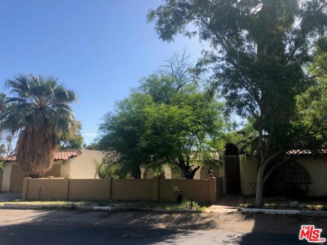 414 S Monte Vista Drive, Palm Springs, CA 92262 (#19493538) :: The Pratt Group