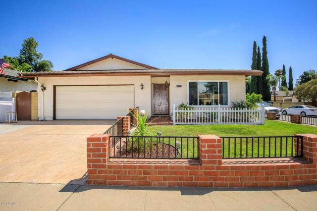 5658 Bloomfield Street, Simi Valley, CA 93063 (#219009599) :: TruLine Realty