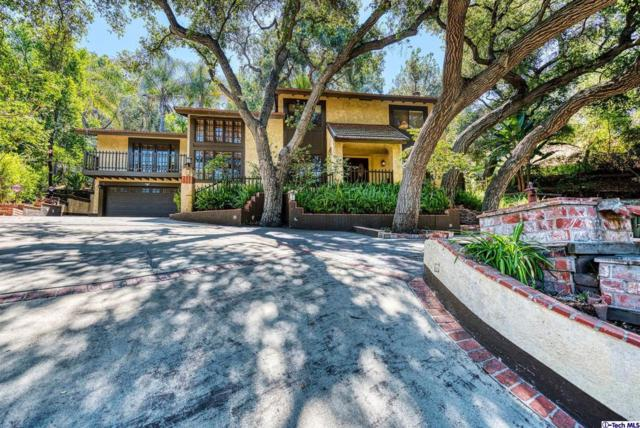 1870 Rosemont Avenue, Pasadena, CA 91103 (#319002686) :: The Parsons Team