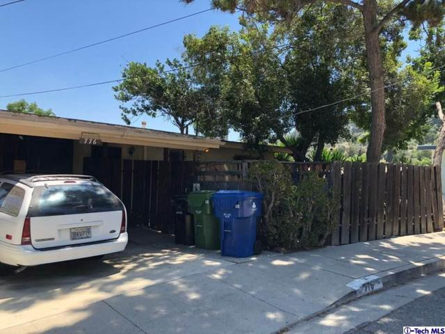 776 Terrace 49, Los Angeles (City), CA 90042 (#319003086) :: The Pratt Group
