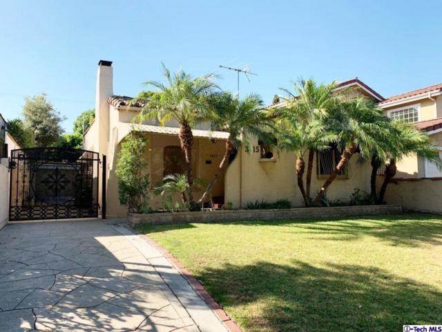 3415 Gardenside Lane, Los Angeles (City), CA 90039 (#319003125) :: Paris and Connor MacIvor
