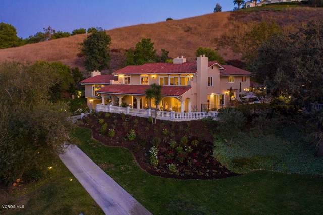 4548 Valley Spring Drive, Westlake Village, CA 91362 (#219012748) :: The Agency
