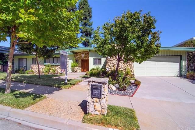 18611 Paseo Nuevo Drive, Tarzana, CA 91356 (#SR19245106) :: Golden Palm Properties