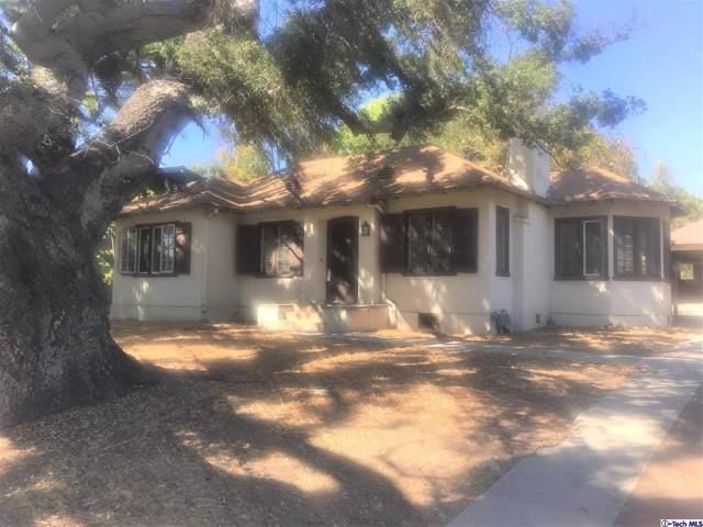 1489 Casa Grande Street, Pasadena, CA 91104 (#319004040) :: Golden Palm Properties