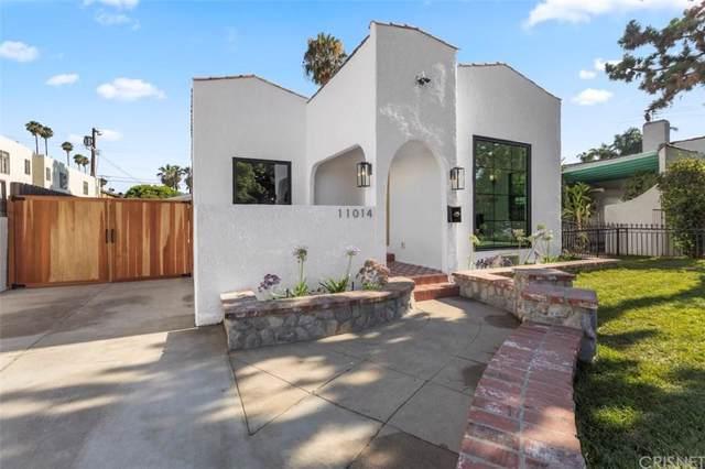 11014 Blix Street, Toluca Lake, CA 91602 (#SR19245103) :: Golden Palm Properties