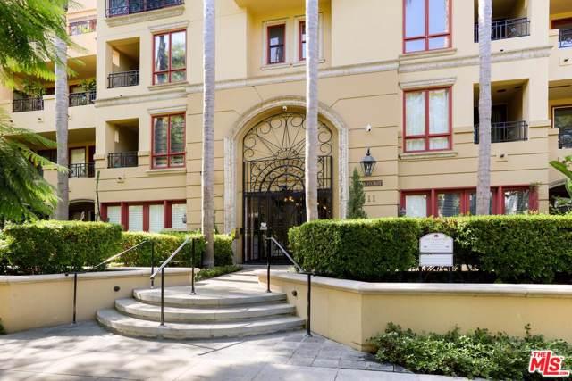 411 N Oakhurst Drive #407, Beverly Hills, CA 90210 (#19521016) :: The Agency