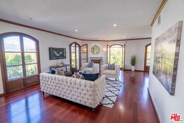 9233 Burton Way #406, Beverly Hills, CA 90210 (#19521350) :: Golden Palm Properties