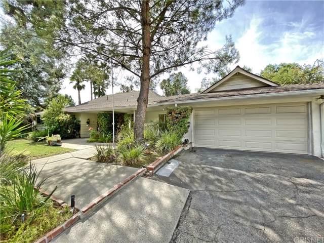 4615 Maleza Place, Tarzana, CA 91356 (#SR19244162) :: Golden Palm Properties