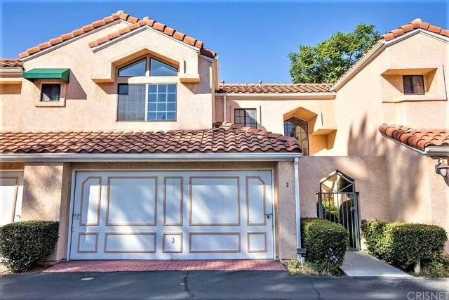 5906 Etiwanda Avenue #2, Tarzana, CA 91356 (#SR19238442) :: Golden Palm Properties