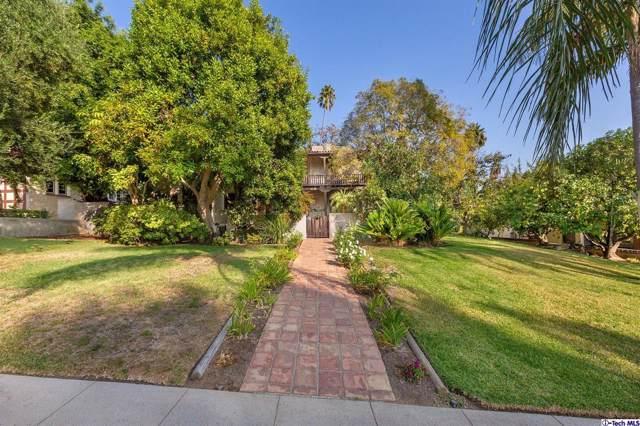 1724 Ben Lomond Drive, Glendale, CA 91202 (#319004070) :: Golden Palm Properties