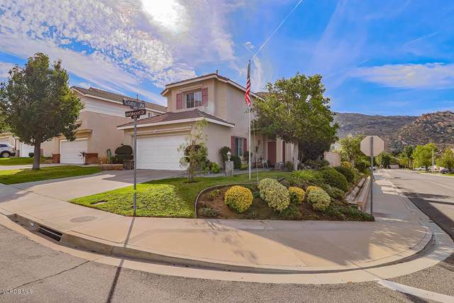6702 Sandalwood Drive, Simi Valley, CA 93063 (#219012759) :: The Agency